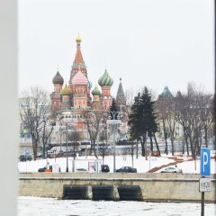 Гостиница Тройка Москва в Москве 9 отзывов об отеле, цены и фото номеров - забронировать гостиницу Тройка Москва онлайн балкон
