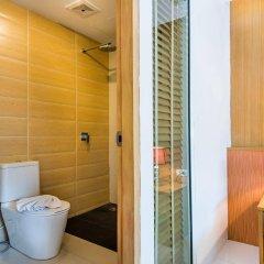 Отель Hallo Patong Dormtel And Restaurant Патонг ванная