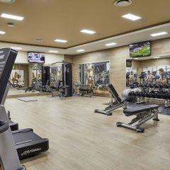 Отель Riu Palace Riviera Maya Плая-дель-Кармен фитнесс-зал