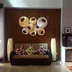 Отель Icheck Inn Silom Бангкок комната для гостей
