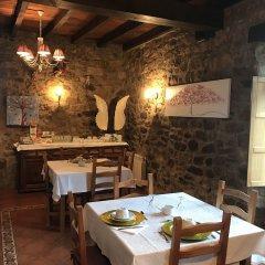 Отель Posada El Ángel de la Guarda питание фото 2