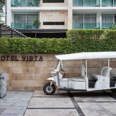 Hotel Vista Pattaya Паттайя городской автобус