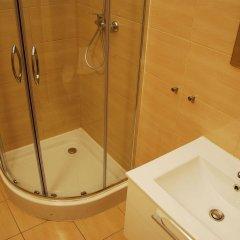 Отель Apartament Stockholm Польша, Познань - отзывы, цены и фото номеров - забронировать отель Apartament Stockholm онлайн ванная фото 2