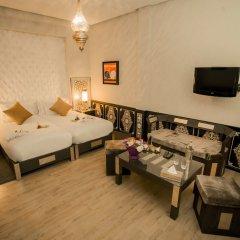 Отель Dar Si Aissa Suites & Spa Марокко, Марракеш - отзывы, цены и фото номеров - забронировать отель Dar Si Aissa Suites & Spa онлайн комната для гостей фото 3