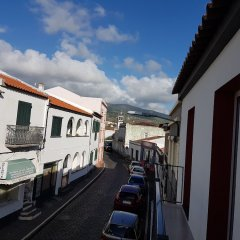 Отель Lagoa's Place балкон