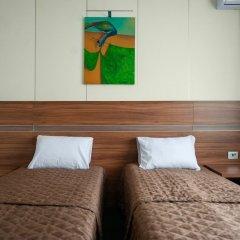 Гостиница Art-Ulyanovsk Pravy Bereg комната для гостей фото 4
