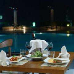 Отель Royal Hotel Греция, Ферми - 1 отзыв об отеле, цены и фото номеров - забронировать отель Royal Hotel онлайн питание фото 3
