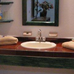 Отель Paraiso del Bosque Мексика, Креэль - отзывы, цены и фото номеров - забронировать отель Paraiso del Bosque онлайн ванная