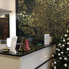 Отель Pyramid Италия, Рим - 9 отзывов об отеле, цены и фото номеров - забронировать отель Pyramid онлайн интерьер отеля фото 3