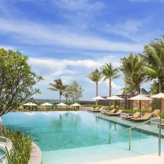 Отель Sheraton Hua Hin Pranburi Villas бассейн