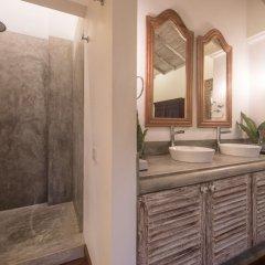 Отель 20 Middle Street Шри-Ланка, Галле - отзывы, цены и фото номеров - забронировать отель 20 Middle Street онлайн ванная