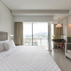 Отель Sugar Palm Grand Hillside 4* Стандартный номер разные типы кроватей фото 5