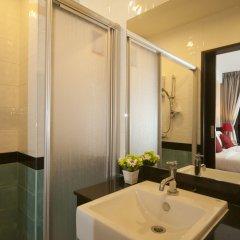 Отель Rattana Residence Thalang ванная