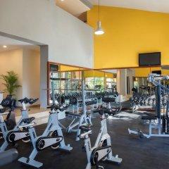 Отель Barcelo Huatulco Beach - Все включено фитнесс-зал фото 3