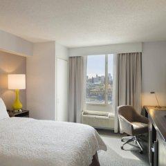 Отель Hampton Inn Manhattan Chelsea США, Нью-Йорк - отзывы, цены и фото номеров - забронировать отель Hampton Inn Manhattan Chelsea онлайн комната для гостей фото 2
