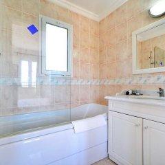 Villa Hera Турция, Патара - отзывы, цены и фото номеров - забронировать отель Villa Hera онлайн ванная