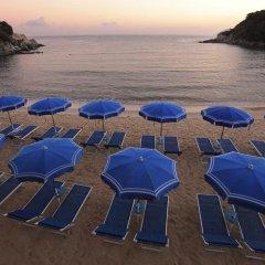 Hotel Desiree Проччио пляж