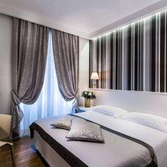 Отель De Petris Рим комната для гостей