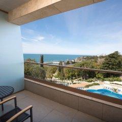 Отель Swissôtel Resort Sochi Kamelia Сочи балкон