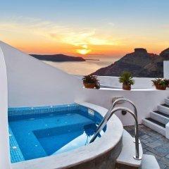 Отель Smaro Studios Греция, Остров Санторини - отзывы, цены и фото номеров - забронировать отель Smaro Studios онлайн бассейн фото 3