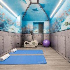 Отель Best Western Porto Antico Генуя фитнесс-зал
