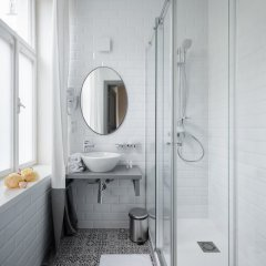 Отель EMPIRENT Garden Suites ванная фото 2