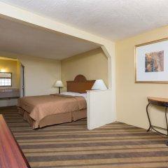 Отель Days Inn & Suites by Wyndham Vicksburg комната для гостей фото 2
