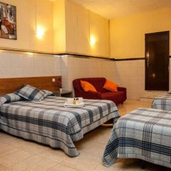 Отель Pensión Segre комната для гостей фото 4