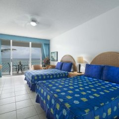 Отель All Inclusive Divi Carina Bay Beach Resort & Casino комната для гостей фото 2