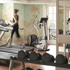 Shangri-La Hotel Paris фитнесс-зал
