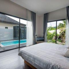 Отель Luxury 3 Bedroom Villa CoCo комната для гостей фото 5