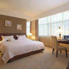 Dijon Hotel Shanghai Hongqiao Airport комната для гостей фото 4
