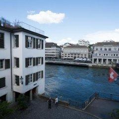Отель Limmat River Side Apartment by Airhome Швейцария, Цюрих - отзывы, цены и фото номеров - забронировать отель Limmat River Side Apartment by Airhome онлайн приотельная территория фото 2