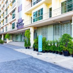 Отель Waterford Diamond Tower Бангкок парковка