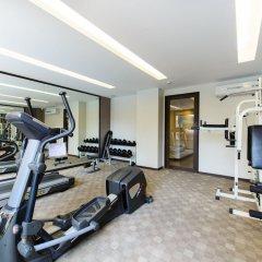 Отель Mida Airport Бангкок фитнесс-зал фото 3