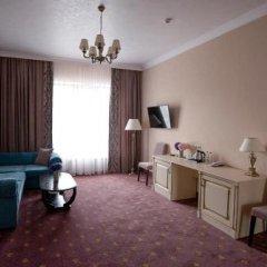 Гостиница Park Hotel в Черкесске 1 отзыв об отеле, цены и фото номеров - забронировать гостиницу Park Hotel онлайн Черкесск комната для гостей фото 2
