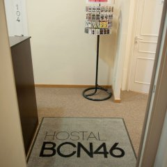 Отель Hostal Bcn 46 удобства в номере фото 3