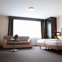 Hotel zur Heideblüte комната для гостей фото 3