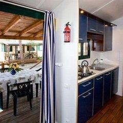 Отель Camping Villaggio Santa Maria Di Leuca Гальяно дель Капо в номере фото 2