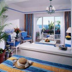 Отель Pueblo Bonito Los Cabos Blanco Кабо-Сан-Лукас комната для гостей