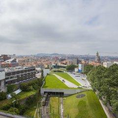 Апартаменты Liiiving In Porto - Downtown View Apartment балкон