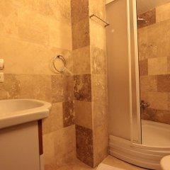 Guven Cave Hotel Турция, Гёреме - 2 отзыва об отеле, цены и фото номеров - забронировать отель Guven Cave Hotel онлайн ванная фото 2
