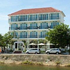 Lantana Hoi An Boutique Hotel & Spa парковка