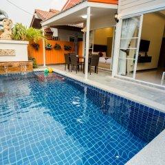 Отель Grand Condo Montra Pool villa бассейн фото 2