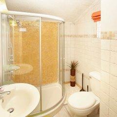 Отель The Oasis at Marley Manor Ямайка, Кингстон - отзывы, цены и фото номеров - забронировать отель The Oasis at Marley Manor онлайн ванная
