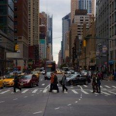 Отель Econo Lodge Times Square США, Нью-Йорк - 1 отзыв об отеле, цены и фото номеров - забронировать отель Econo Lodge Times Square онлайн фото 7