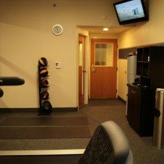 Отель Hampton Inn Concord/Kannapolis фитнесс-зал фото 2