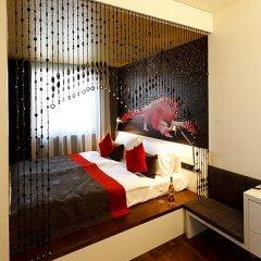 Отель Bohem Art Hotel Венгрия, Будапешт - 1 отзыв об отеле, цены и фото номеров - забронировать отель Bohem Art Hotel онлайн комната для гостей
