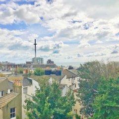 Отель Brighton Getaways - Panoramic Penthouse Великобритания, Хов - отзывы, цены и фото номеров - забронировать отель Brighton Getaways - Panoramic Penthouse онлайн балкон