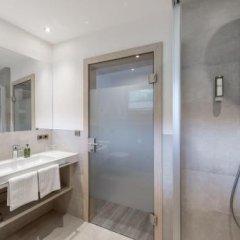 Отель Rechenau Австрия, Хохгургль - отзывы, цены и фото номеров - забронировать отель Rechenau онлайн ванная